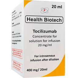 Tocilizumab Concentrate for Solution for Infusion 400mg/20ml Available; Buy Now